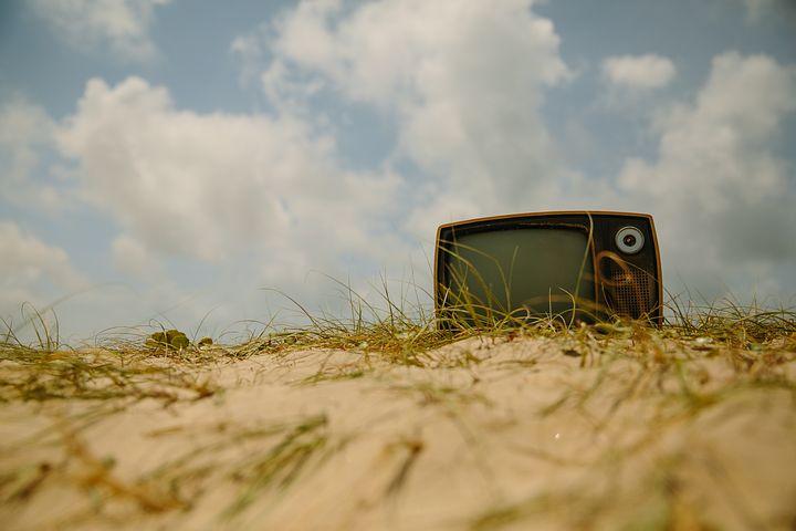 昭和初期のテレビ